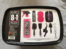 Muc Off 8-in-1 Bike Cycle Road MTB Cleaning Kit Bucket