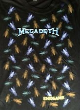 "New! Megadeth ""Endgame Flies"" Heavy Metal Band Licensed Juniors T-Shirt"
