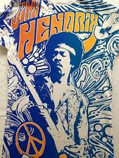 "New Jimi Hendrix ""Playing"" Singer Guitarist Classic Rock Licensed Junior T-Shirt"