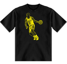 NICK VAN EXEL t shirt lakers basketball S M L XL 2XL
