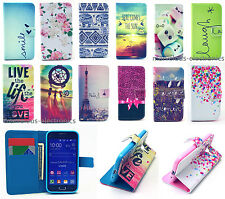 For Samsung Galaxy Core Prime LTE G360 Flip Wallet Leather Stand Card Case Cover