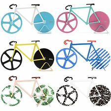 Fixie Bike Pizza Cutters