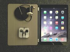"""Apple iPad Air 16GB WiFi + 4G LTE (AT&T) 9.7"""" Space Gray + Accessories"""