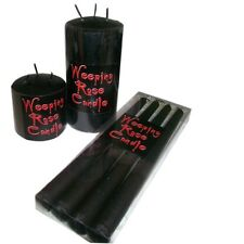 Weeping Rose Candles 3 Choices Bleeding Candles Dinner Pillar Gothic