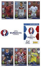 Panini Adrenalyn XL Road to UEFA Euro 2016 Trading Cards. Rising Stars 262-279