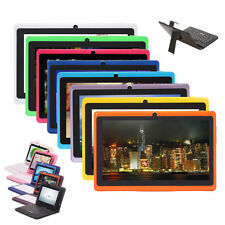 """7"""" Android 4.2 Dual Core Dual Cam Tablet Phablet 4GB GPS 32GB Extended Storage"""