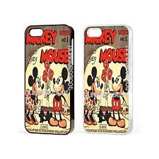Disney Mickey Minnie Mouse Cartoon Funda Protectora Para Iphone Ipod Samsung Galaxy