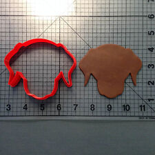 Dog Face 102 Cookie Cutter