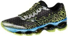 MIZUNO Wave Prophecy 3 Mens Running Shoes Slate Silver Lime - SIZE 9 & 9.5