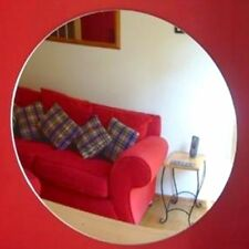 Circle Mirrors (Round 3mm Acrylic Mirrors, Several Sizes Available)