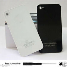 OEM Battery Cover For iPhone4 4S Back Cover Door Rear Glass Housing Replacement