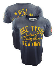 Roots of Fight Mike Tyson Kid Dynamite Sun Fade Shirt Medium Large Xl XXL 3XL