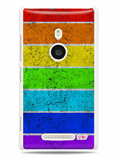 GRÜV Case Cover Gay Pride Flag for Nokia Devices