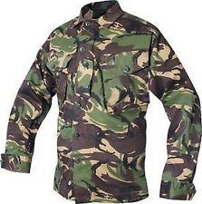 BRITISH ARMY SOLDIER 95 ISSUE SHIRT GENUINE DPM CAMOUFLAGE SUPER GRADE JACKET