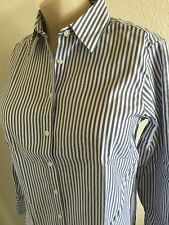 NWT BROOKS BROTHERS WOMEN'S PETITE CLASSIC FIT SHIRT/TOP MSPR $ 69.50