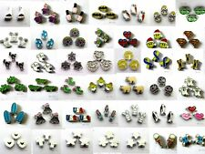 hot! 10pcs mixed Floating  living locket charms for  floating memory locket #5