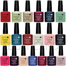 CND Shellac UV Nail Polish Choose from ANY NEW 2015 Colours | COLOUR COAT