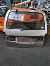 TOYOTA HIACE EARLY SUPER CUSTOM TAIL GATE. IMPORT MODEL ONLY.