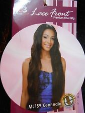 Clearance Sale- Bobbi Boss Synthetic Lace Front Wig - MLF59 Premium Fiber Wig