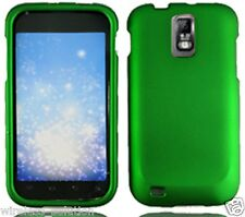 GREEN Snap-On Case Hard Cover for Samsung Galaxy S2 SGH-T989