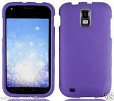 PURPLE Snap-On Case Hard Cover for Samsung Galaxy S2 SGH-T989