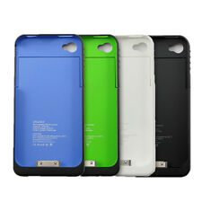 1900mAh Power Bank External Backup Battery Charger Case For Apple iPhone 4 4S 4G