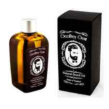 Best Beard Oil Geoffrey Gent Jojoba Oil Conditioner and Softener NO SCENT 30-100