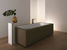 Zucchetti Kos GEO freestanding hydromassage bath tub GEO GLASS