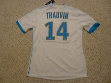 NWT Adidas 13/14 Olympique Marseille Florian Thauvin Authentic Formotion Jersey
