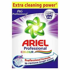 Ariel Actilift Colour P&G Professional 105 washes Home Washing Laundry Powder