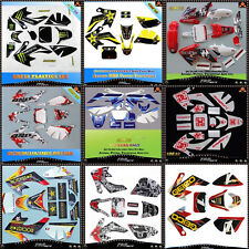 CRF50 3M STICKERS DECAL BACKGROUND GRAPHICS KIT DIRT/PIT/BIKE/TRAIL XR50 ATOMIK
