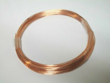 Solid Bare Copper Wire-Choose Your Gauge and Length;10% Discount on $50 or more