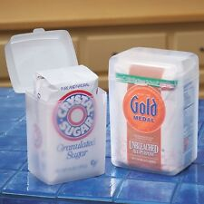 NEW ~ Flour or Sugar Container Bag Storage Keeper