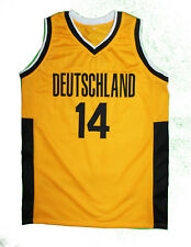 CUSTOM  TEAM DEUTSCHLAND JERSEY GERMANY DIRK NOWITZKI NEW ANY NAME & #