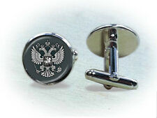 Russian Double-Headed Eagle Cufflinks