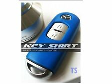 PROTECTOR KEY SHIRT REMOTE COVER SILICONE FOR MAZDA2 MAZDA3 CX-5 CX-9 2013-2016