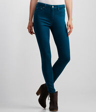 aeropostale womens seriously stretchy color wash high-waisted jegging