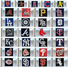 MLB Official Licensed Stainless Steel Money Clip - Assorted Teams