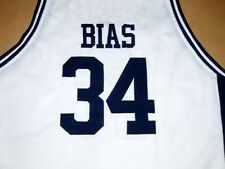 LEN BIAS NORTHWESTERN HIGH SCHOOL JERSEY NEW SEWN -   ANY SIZE XS - 5XL