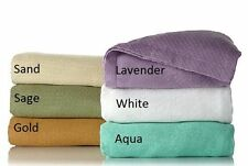 Concierge Collection 100% Egyptian Soft Cotton Blanket