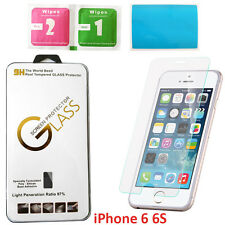 Scratch Proof Tempered Glass Screen Film Protector Cover Guard For iPhone 4 6 6S