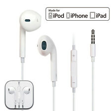 3.5 Luxury Earbud Earphone Headset Headphone w/ Mic for Apple iPhone 5 5s 6 Plus