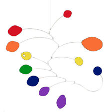 Mod Palm Springs Mid Century Modern Art Hanging Mobile in 4 Sizes Atomic Chic