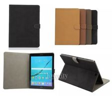 Classic Folio PU Leather Stand Case Cover For Samsung Galaxy Tab S2 8.0''/9.7''