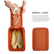 Nylon Storage Bag Portable Shoes Travel Organizer Luggage Carrier Pouch Tote