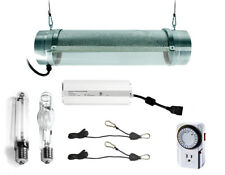 Horticulture 400 Watt MH HPS Grow Light System Set Kit for Plant Growing