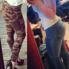 New Sexy Slim Skinny Leggins Jegging Jeans Denim Pencil Stretch Pants 3 STYLE