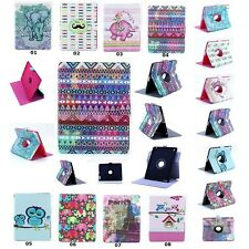 For Apple iPad 2 3 4 NEW Magnetic Smart 360 Rotating PU Leather Stand Case Cover