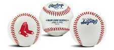 MLB Official licensed Boston Red Sox & New York Yankees Team Logo Baseball