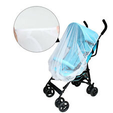 Baby Buggy Pram Protector Cot Pushchair Mosquito Fly Midge Insect Bug Net Cover